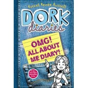 OMG! All about Me Diary! by Rachel Ren Russell