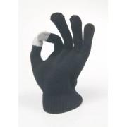 Touchscreen handschoen zwart