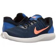 Nike Lunarglide 8 Hyper CobaltBlackLoyal BlueBright Mango