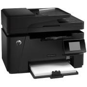 Multifunctional HP LaserJet Pro MFP M127fw, 20 ppm, Fax, Retea, Wireless, ePrint, ADF + Cablu OEM imprimanta USB 2.0, 1.8 m