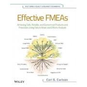 Effective FMEAs by Carl Carlson