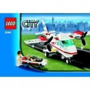 Lego City Set #2064 Air Ambulance Rescue Plane