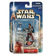 Hasbro Star Wars Saga 2002 Attack Of The Clones Jango Fett Kamino Escape