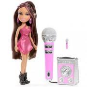 """MGA Entertainment 507611E Bratz """"On The Mic"""" - Yasmin con Micrófono y Altavoz"""