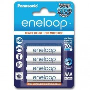 Panasonic Eneloop AAA 750mAh 2100 cykli 4 szt.