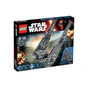 Lego Kylo Ren's Command Shuttle, Multi Color