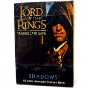 Lord of the Rings Card Game Theme Starter Deck Shadows Aragorn by Collectors Cache