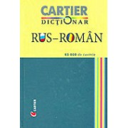 Dictionar rus-roman. cartier