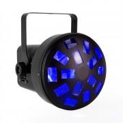 Ibiza Mushroom mini effetto luce LED RGBAW