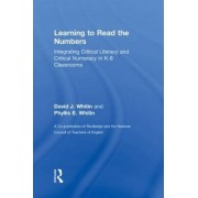 Learning to Read the Numbers by David J. Whitin