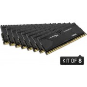 Memorii Kingston HyperX Predator DDR4, 8x8GB, 2800 MHz, CL 14
