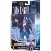 Batman Year 1997 Legends of the Dark Knight Premium Collector Series 5-1/2 Inch Tall Action Figure - The Penguin with Sp