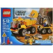 LEGO Loader and Dump Truck 4201
