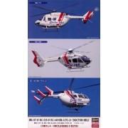 BK-117 & EC-135 & EC-145 (BK-117C-2) Doctor Helicopter (Plastic model)