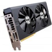 Placa Video Sapphire Radeon RX 480 NITRO+ OC, 1342 MHz Boost, 8GB, GDDR5, 256 bit