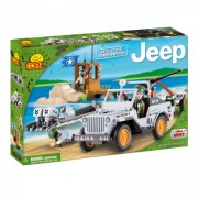 Jeep Willys MB Paza de coasta - Cobi