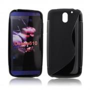 силиконов калъф - HTC 610