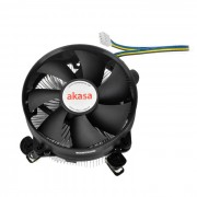 Akasa Dual Mounting Cooler Designed for Intel Core2Quad