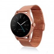 Ceas Smartwatch IMK K88H Android IOS, Metalic, Gold