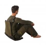 Stealth Gear Sitzkissen mit Rückenlehne faltbar grün