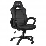 Nitro Concepts C80 Pure Gaming Chair Black NC-C80P-B