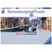 Ravensburger puzzle - venezia di sera - 2000 pz