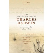 The Correspondence of Charles Darwin 8 Volume Paperback Set by Frederick H. Burkhardt