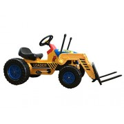 Vroom Rider Big Kids Loader Forklift Ride-On