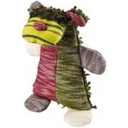 Hunter Dog Toy Patchwork Brady Bear