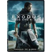 Exodus Gods and Kings DVD 2014