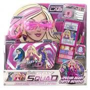 Barbie - Spy Squad Secret Agent Beauty Tote & Spy Gear, pack de maquillaje (Markwins 9602710)