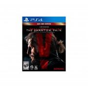 Metal Gear Solid V: The Phantom Pain PS4 - Físico