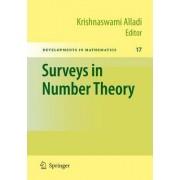 Surveys in Number Theory by Krishnaswami Alladi