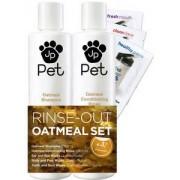 Mitchell Set JOHN PAUL PET Rinse-Out Oatmeal Set