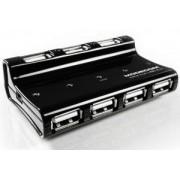 Hub USB MODECOM 7 porturi Wave HUB