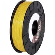 3D nyomtató szál Innofil 3D ABS-0106A075 ABS műanyag 1.75 mm Sárga 750 g (1417309)