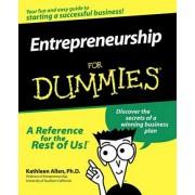 Entrepreneurship For Dummies by Kathleen Allen