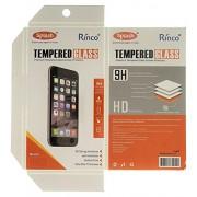 San Pareil Tempered Glass Protector for iPhone 6 (Premium quality, Transparent)