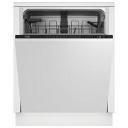 Masina de spalat vase Beko DIN26421, incorporabil, A++, pro smart inverter, latime 60 cm, 14 seturi, 6 programe, negru