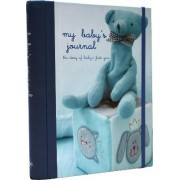 My Baby's Journal (Blue) by Ryland Peters & Small