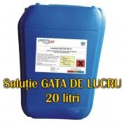 Decofrant de beton 20 litri, DECOF-BT-G - solutie gata de lucru
