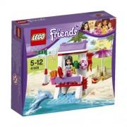 """LEGO Friends - El puesto de """"Socorrista de Emma"""" (41028)"""
