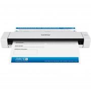 Escaner De Color Brother DS-620 MobileHojas De Color- Blanco