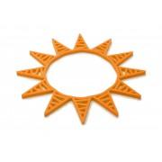 Meliconi szilikon edényalátét narancssárga - 655000