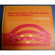 Elementary Probability and Statistics