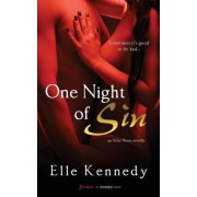 One Night of Sin by Elle Kennedy
