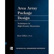 Area Array Package Design by Ken Gilleo