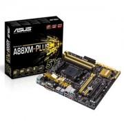 Placa de baza Asus A88XM-PLUS, socket FM2+