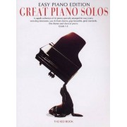 Wise Publications Great Piano Solos - The Red Book (Easy Piano Edition) - Partitions