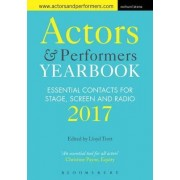 Actors and Performers Yearbook 2017 by Lloyd Trott
